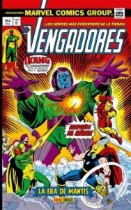 Los Vengadores: La Era de Mantis