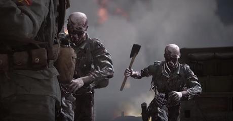 Call of Duty WWII presenta el evento El ataque de los no muertos