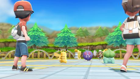 Todo lo que se sabe de Pokémon Let's Go y materiales multimedia