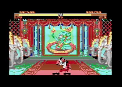 'Street Fighter 2' para C64 sorprende en la última Explora Commodore