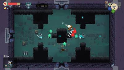 Adéntrate en el mundo pixelado de 'Moonlighter', el nuevo RPG de acción y 'rogue-lite' que estabas esperando