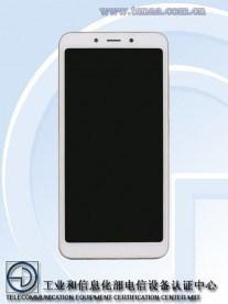 Xiaomi redmi 6A-3leak