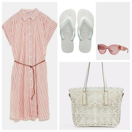 3 Outfits para Ir Guapa a la Playa