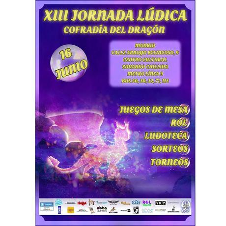 XIII Jornadas Lúdicas de  La Cofradía del Dragón