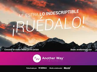 """Segunda edición del concurso de cortos online """"Rueda por el Cambio"""""""