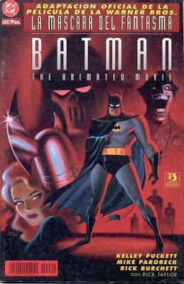 Batman – La Mascara del Fantasma