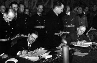 Yugoslavia se une al Eje - 25/03/1941.