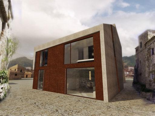 Viviendas modulares en la sierra de madrid paperblog - Casas modulares madrid ...