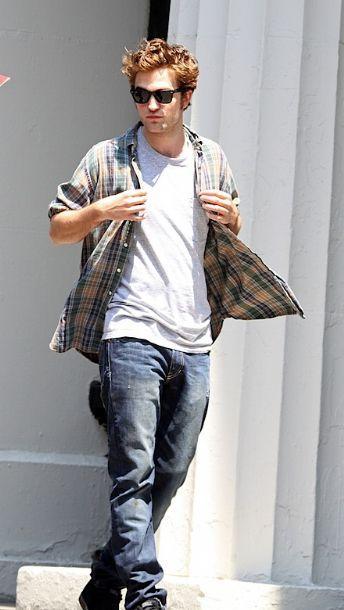Hablemos de chicos...Hablamos de Pattinson.