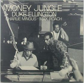 Duke Ellington - Money Jungle (Blue Note,1962) / The Afro-Eurasian Eclipse (Fantasy,1975)
