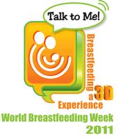 Lema para la Semana Mundial de la Lactancia Materna 2011