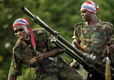 Drama humanitario en Costa de Marfil