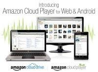 Amazon Cloud Drive y Cloud Player, servicio de streaming musical