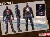 nueva Pantera Negra para Marvel