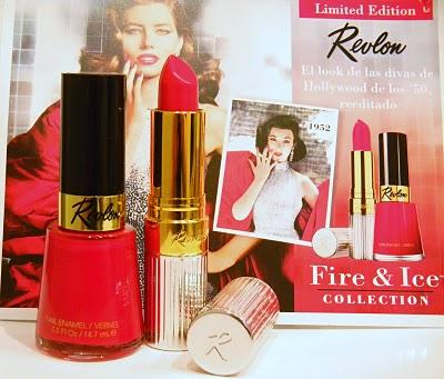 Revlon goes Retro