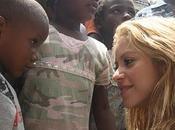 JUEVES: Shakira promete visitar Haití
