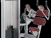 máquinas tortura IV): Abdominales, lumbares estiramientos (ALE)