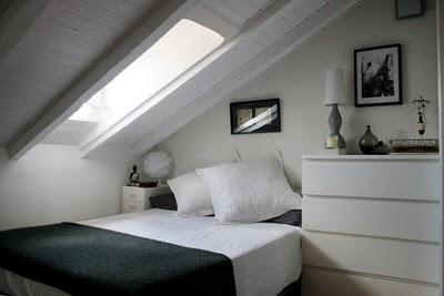 Habitaciones abuhardilladas paperblog for Decorar techo habitacion
