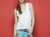 Lookbook Abril Stradivarius. Primavera 2011