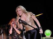 Shakira llena estadio olimpico