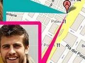 Gerard Piqué corresponde Shakira