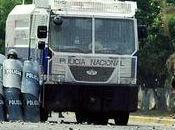 Honduras: Violenta represión todo país detiene Paro Cívico Nacional