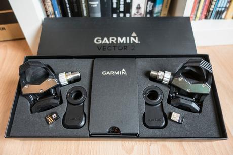 Oferta en medidor de potencia Garmin Vector 2