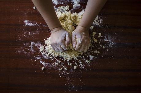 Cocinar con niños: receta de pizza (Infografía)