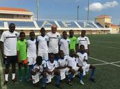 Campeonato Provincial Infantil. Goleada Escuela Fútbol Base Angola