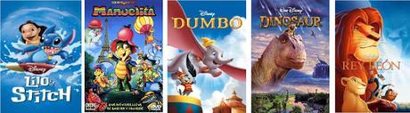 Top 10 | Películas de mi infancia
