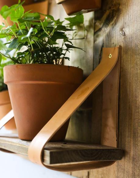 DIY Jardín vertical interior