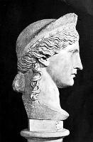 Busto de Hera (Juno), Estelle M. Hurll