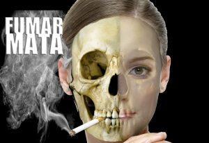 Fumar mata….