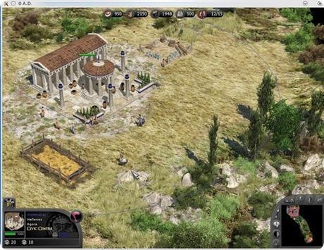 Guìa de 0 A.D. excelente juego de estrategia gratuito y open source: Introducción.