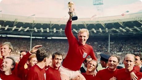 A 15 días del inicio del Mundial Rusia 2018: Recuerdos mundialistas, Hurst héroe de Inglaterra en la cuna del fútbol en 1962.