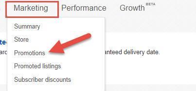 Como vender mas en Ebay aplicando descuento