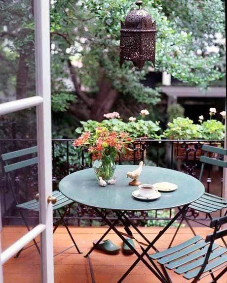 Inspiración Home : Terrazas y Balcones