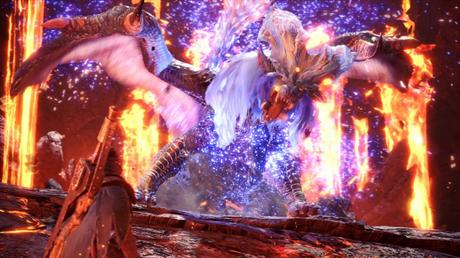 Lunastra protagoniza la tercera gran actualización de Monster Hunter World