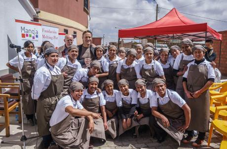 Kamilla Seidler y su aventura gastronómica en Gustu Bolivia (Parte II)