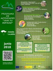 2.018 y las fiestas de Junio en la Sierra Norte de Guadalajara