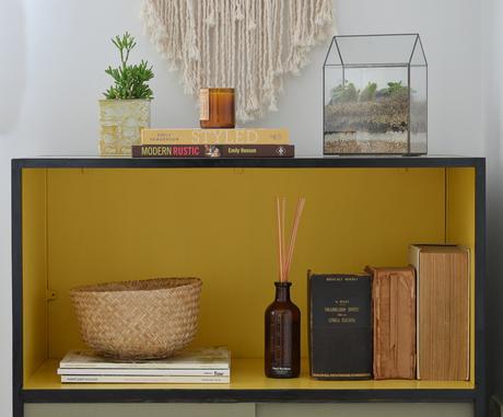 Divinos Colores de Otoño para renovar un mueble