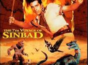 Música para banda sonora vital: Simbad princesa (The voyage Simbad, Nathan Juran, 1958)