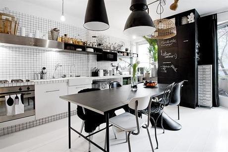 Un Apartamento escandinavo