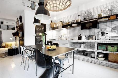 Un-Apartamento-escandinavo3 Un Apartamento escandinavo