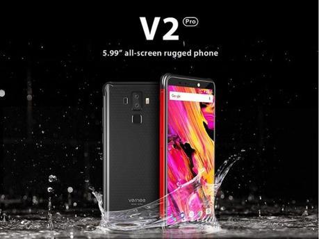 Vernee V2 Pro en exclusiva y con preciazo en Gearbest