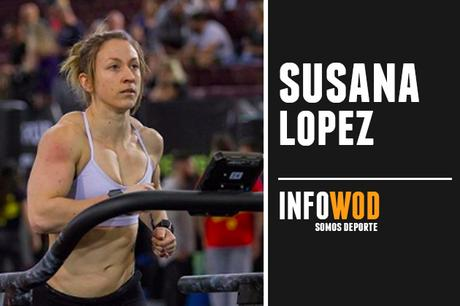susana lopez atleta crossfit española