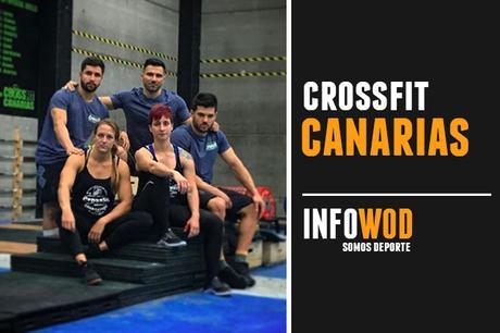 crossfit canarias equipo española