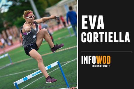 eva cortiella atleta crossfit española