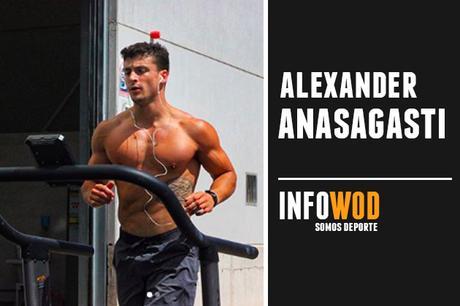 alexander Anasagasti atleta crossfit española