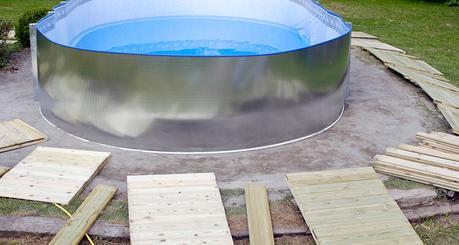 Equipa tu piscina para el verano